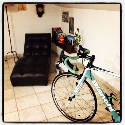 Bianchi Bianchiinfinito Cycling Myhome triathlon