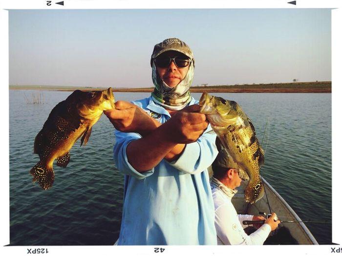 Fish On! Fisherman's Friend
