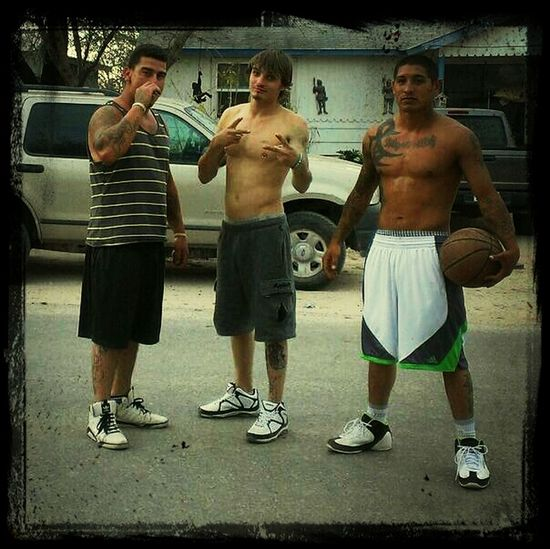 The Three Musketeers Ballin Up