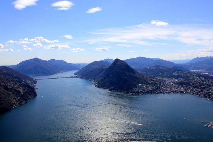 Lago di Lugano Lugano Lago Di Lugano