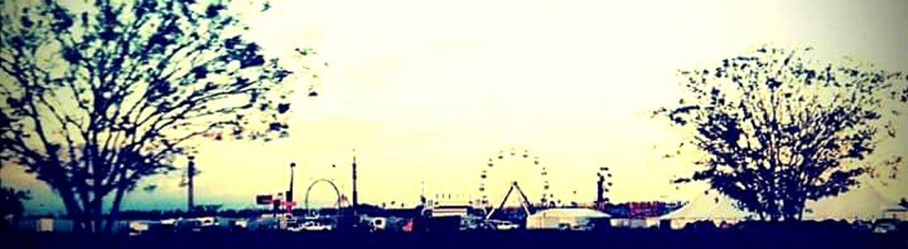 Fair 2014💙💙💙 Fairground@night Outdoors Love♡ Cute♡