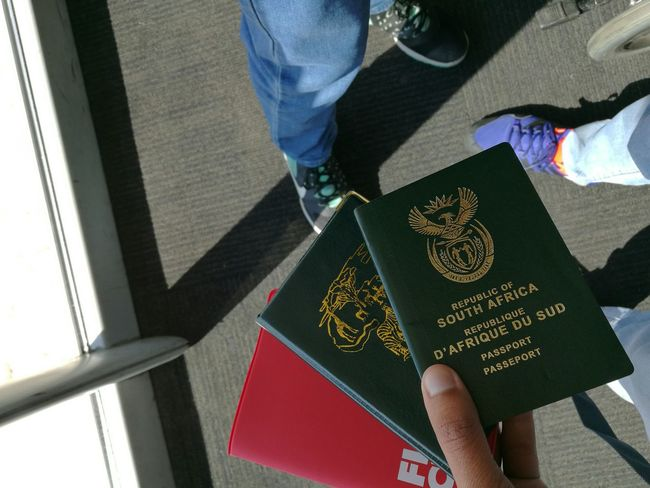Passports Travel Destinations Island Paradise Berjaya Beach Seychelles Or Thambo International Airport Johannesburg Travel Aesthetic Money Airplane Airport Transport Loading Dock Exploration South Africa Transportation People Business Finance And Industry Adventure Flying Connected By Travel
