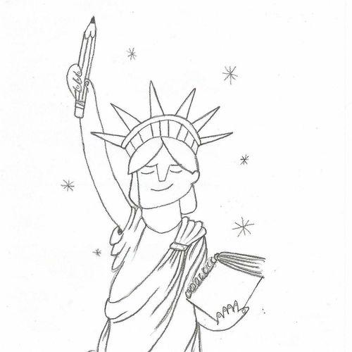 ArtWork Ilustracion Newyorkcity Artworks Ink Ilustration