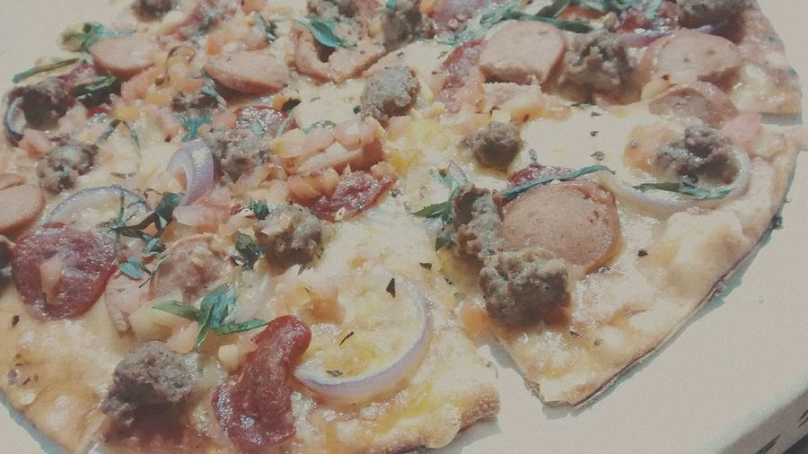 Pizza Love Food Is Life Yumyumyun