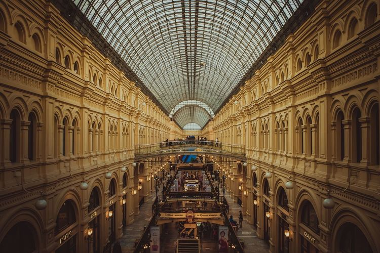 The Architect - 2016 EyeEm Awards Architecture Interior Design Interior Check This Out EyeEm Best Shots Moscow 35mm Copy Space