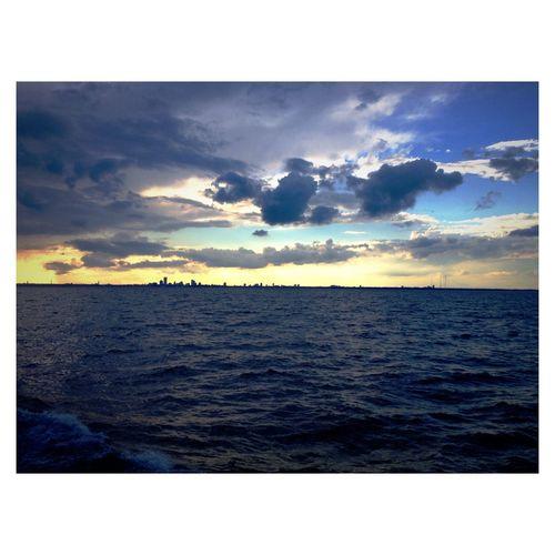 Look Up And Thrive Milwaukee skyline Hello World My City Hometown Pride