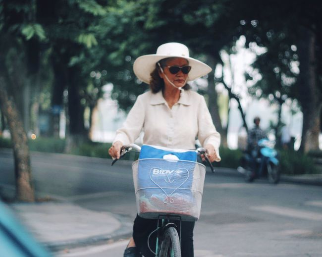 Hat Transportation City Lifestyles Street Adult Casual Clothing