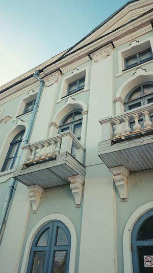 тверь театрдрамы Russia россия Architecture Theatre Windows балконы