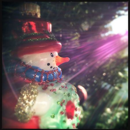 Frosty The Snowman Christmas Christmas Tree Xmas Decoration Christmas Decorations How You Celebrate Holidays