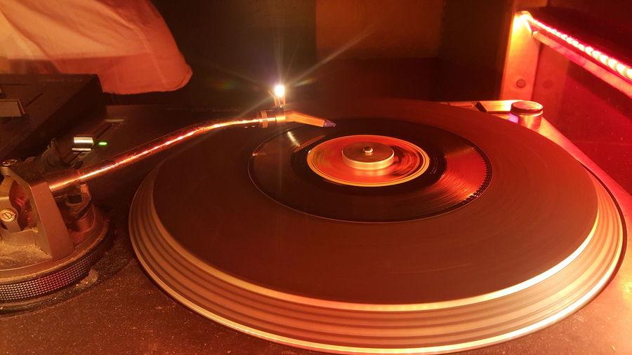 Dj Turntable Vinyl