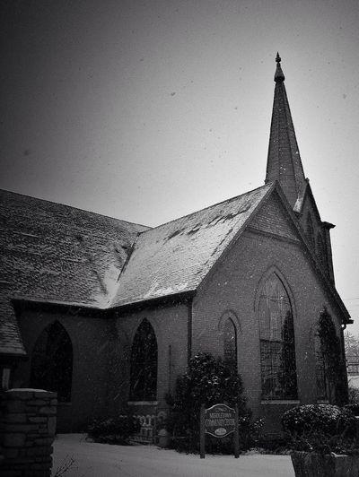 Architecture Blackandwhite Church