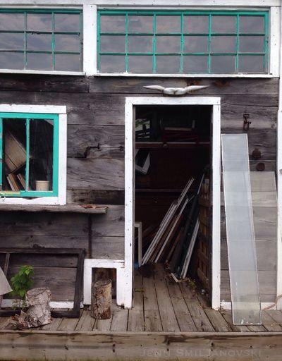 Supernormal Tadaa Community Old Door Turquoise