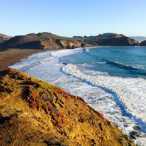 California Coast Cliff Coastline Exploring Golden Shores Ocean Scenics Sea Water Landscape_Collection The Great Outdoors - 2017 EyeEm Awards