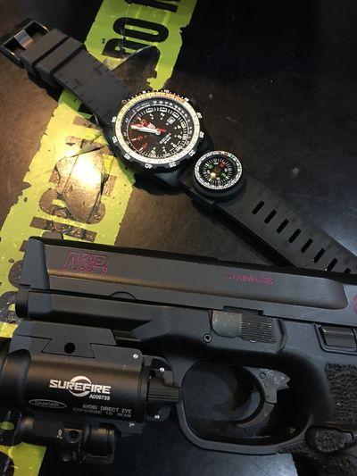 サバゲー サバゲー Gun 時計 Watch