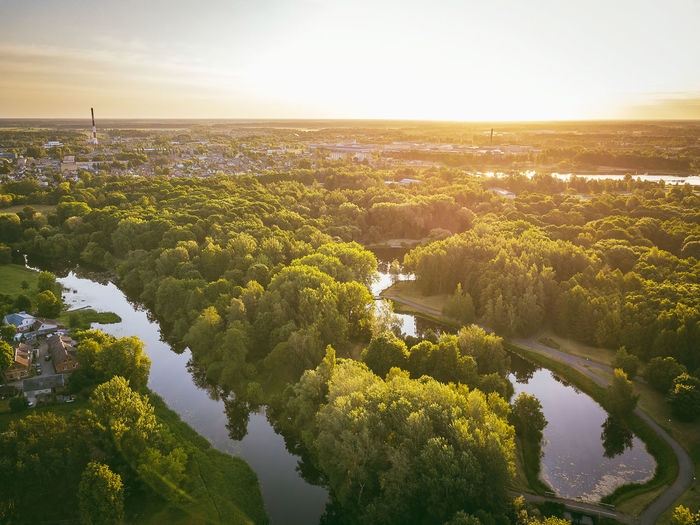 City Park Aerial Shot City Park DJI X Eyeem Drone  Lietuva Aerial Aerial View Beauty In Nature Day Environment Europe Growth Idyllic Lake Landscape Mavic Mavic Pro Nature No People Outdoors Plant Reflection Scenics - Nature Sky Tranquil Scene Tranquility Tree Water