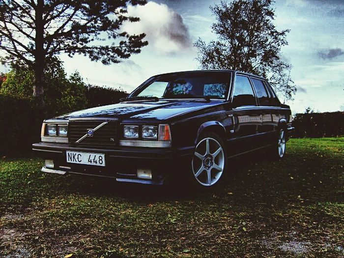 Volvo Volvo 740 VolvoArtSession Volvoforlife Volvocars Angularity Precision Swedish Steel American Version Car