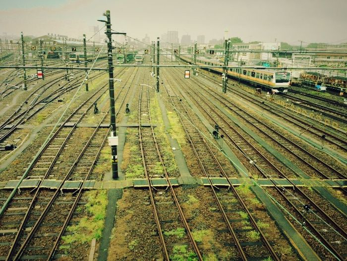 Mitaka Tokyo Tokyo,Japan Japan Train Railway Railroad Trains Trainphotography Train_of_our_world Train_nerds Rails Railways_of_our_world