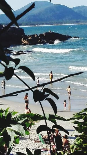 #beachlife #travel #Brazil Beach Sea Water Nature Day Sunlight Summer Lifestyles Beauty In Nature