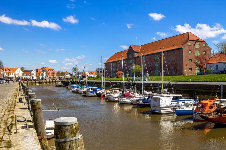 Tönning GERMANY🇩🇪DEUTSCHERLAND@ Harbour Marina Nordfriesland Schleswig-Holstein Tönning (Nordfriesland) Europe Friesland Germany Tonning