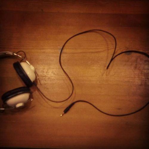 ヘッドフォン Headphone パナソニック Panasonic  Htx7 Love はーと レトロ