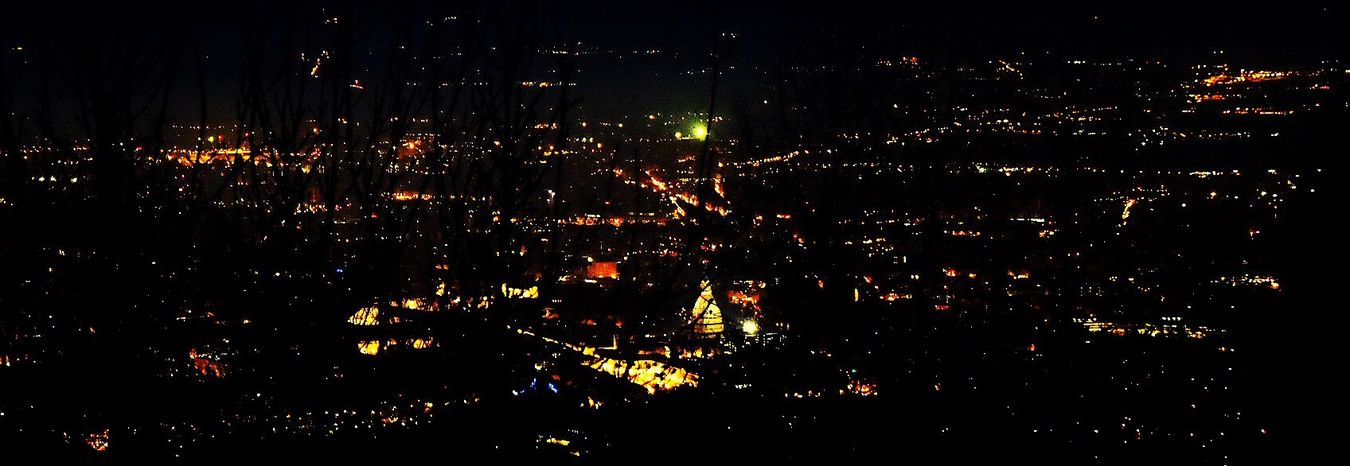 Torino Night Lights Nightphotography