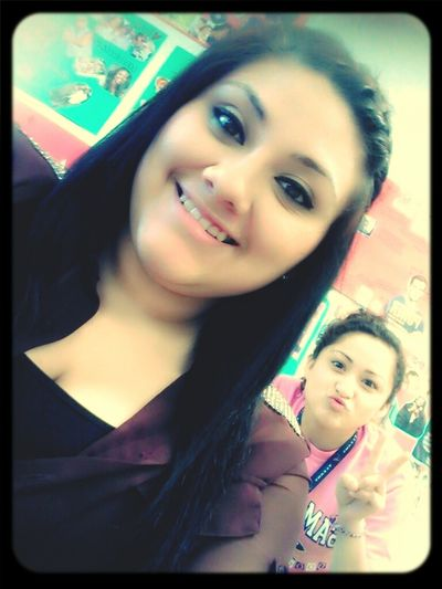 Cinthia&Me #Peace Lol