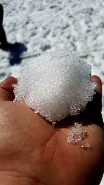 Snow Snow ❄ Snowball Ice Snow Fight Hand