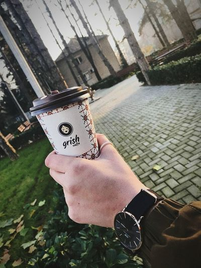 You can't buy happiness, but you can buy coffe and that's pretty close. #coffee #MyAddiction ♥ #espresso #colours #fun #throwback #City #coffefirst Day Outdoors