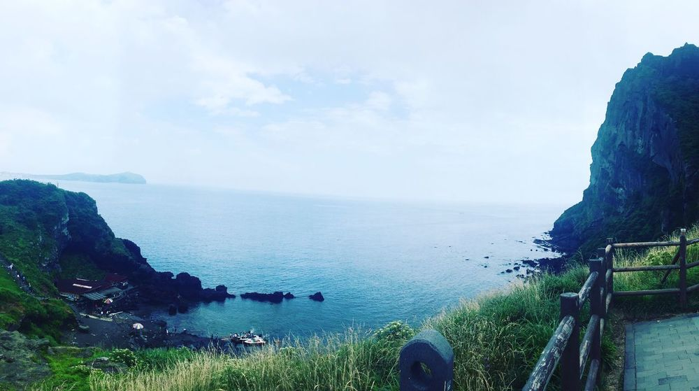 제주도 여행! 비님오지마세요,제발요~~ Jeju Beach Nature Beautiful JEJU ISLAND  Travel Panorama