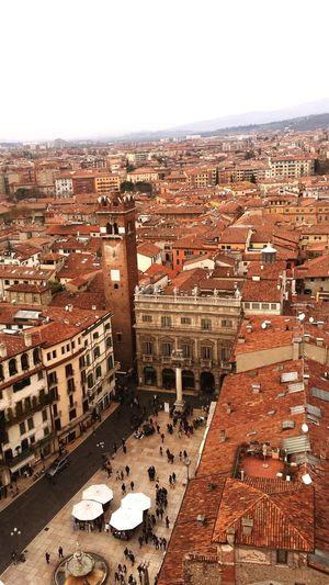 Verona Italia Cityview Citytrip Oldcity Plazza Hello World History Architecture