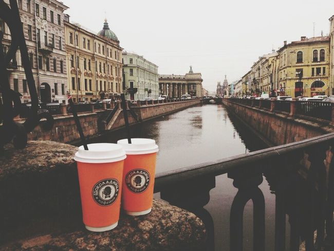 Coffee Time Coffeelovers Taking Photos Saint Petersburg Architecture