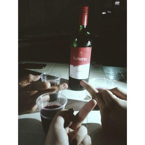 So Good 👍😍🍷💞 VSCO Vscocam Vscobrasil Instasize Amigos Amizade Feliz Vinho Muitobom Galiotto Queromais Like Sobrehoje Boanoite
