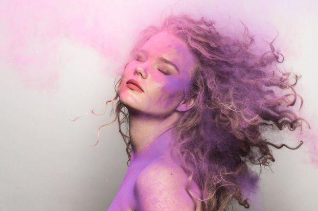 Color Powder Close Up Color Colors Creative Creativity Holi Holi Powder Paint People Photography Powder Shirtless Studio Shot The Portraitist - 2017 EyeEm Awards BYOPaper!