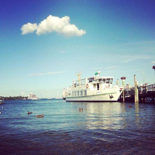 Sweden Holiday Lake Enjoying Life