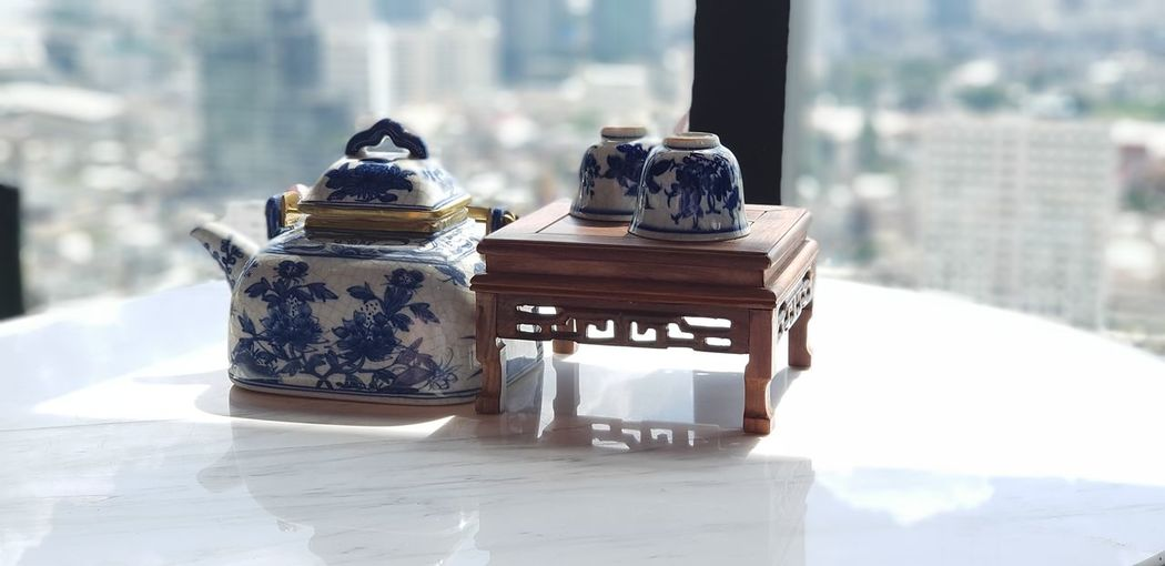 Tea time EyeEm Selects City Luxury Table Close-up