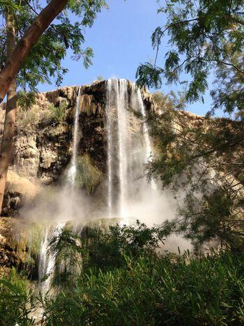 Summertime Summer Waterfall Evason Jordan Deadsea EyeEmNewHere
