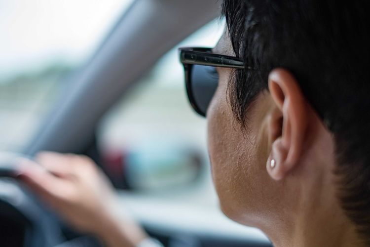 EyeEm Selects Driving Home Driving In My Car Sunglasses Drivers View One Person Headshot Close-up Real People
