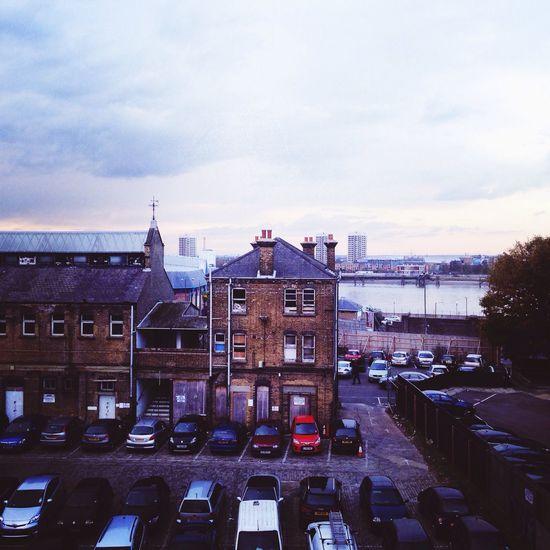 Beautifull day ?? Awsome Weather Woolwich London Sunnydelight London