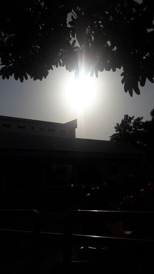 Sun light, view, no person, home