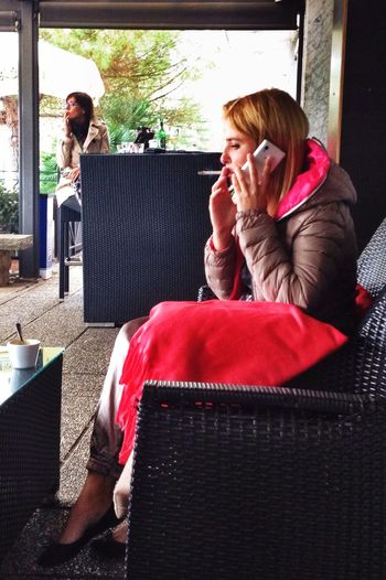 IPhoneography Streetphotography Cafee Time Rock bar Lucija