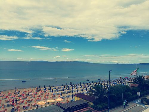 Sky Cielo Pioggiaesole Toscana Follonica VistaMare Hotel Room Italy Summertime Beach Mare Maremma Isoladelba Piombino Hello World Taking Photos Enjoying Life EyeEm Gallery Panorámica