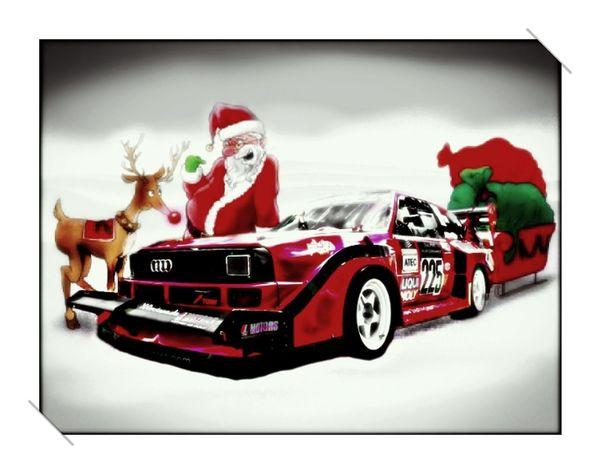 #merrychristmas #keithedwardsmotors EyeEm Best Shots Effects & Filters Kunst Ist Was Du Daraus Machst Keith Edwards Hüpapics Audi MerryChristmas Car Red Driving Sports Race Motorsport