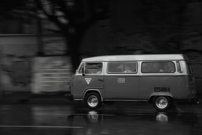 Mexicans travelling in a 70's WW iconic car. 2017 Transportation Wet Mode Of Transport Car Land Vehicle Water Outdoors Day RainyDay Old Car 70's Style 70s Stuff This Is Latin America