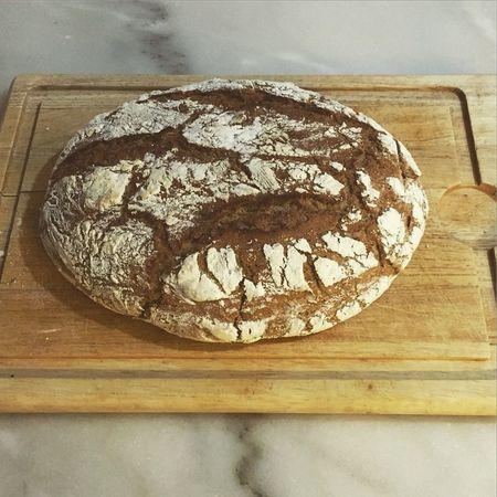 Pain Bread Homemade Boule Miche FaitMaison