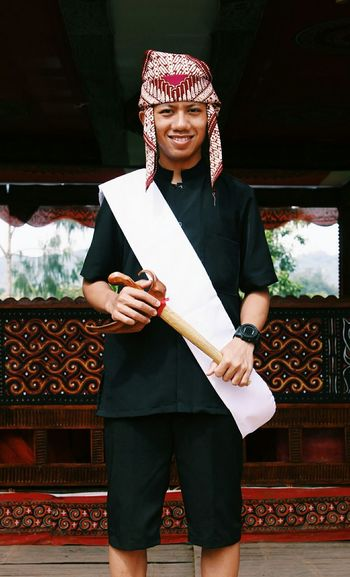 Traditional shirt of Toraja Man Shirt Traditional Culture Well Turned Out