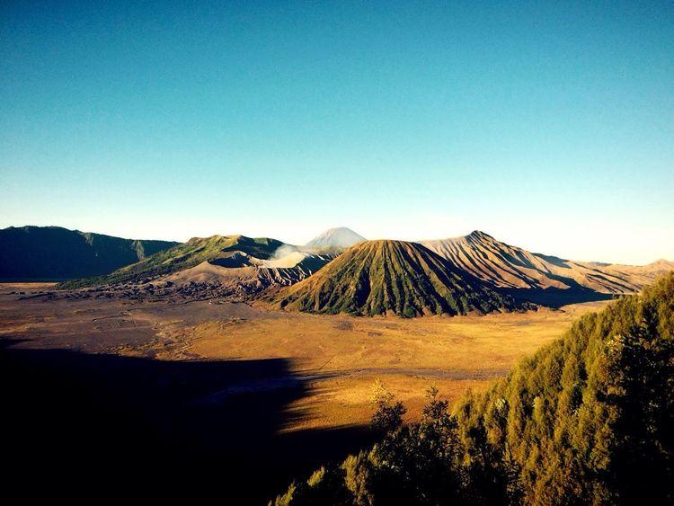 Bromo Mountains Java Indonesian