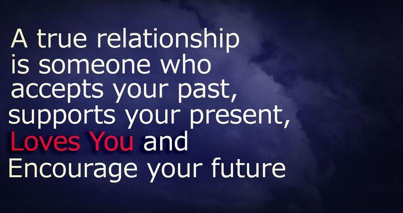 Itz true relationship