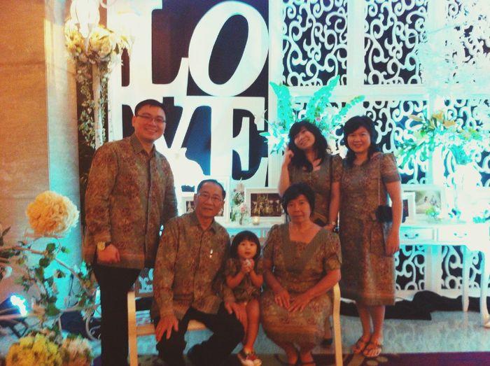 The Sandi Agus family
