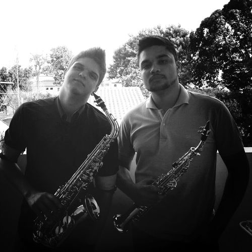 Saxophonelife Saxophonist Musicians Brothers