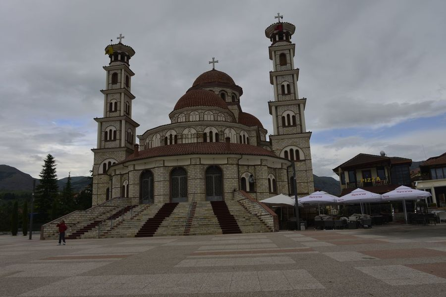 Architecture Building Exterior Built Structure Dome Ohrid Ohrid Macedonia Place Of Worship Religion Sky Spirituality